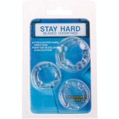 Set 3 inele Penis Get Lock