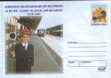 Intreg pos plic nec 2003 - 25 de ani ,Clubul Filatelic CFR Bucuresti