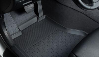 Covoare cauciuc stil tip tavita VW Passat B8 dupa 2015-prezent (5 bucati) 86544 foto