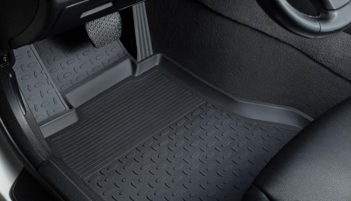 Covoare cauciuc stil tip tavita VW Passat B8 dupa 2015-prezent (5 bucati) 86544