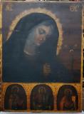 MAICA DOMNULUI INDURERATA, ICOANA RUSIA secol 19