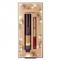 Kit Pentru Bronz Iluminare Si Stralucire Sunkissed Shimmer Duo