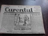 Ziarul Curentul , director Pamfil Seicaru , 21 iunie nr.1935/1933