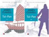 Tai-Pan - 2 volume | James Clavell