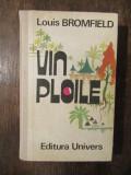 LOUIS BROMFIELD - VIN PLOILE , ED. CARTONATA