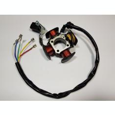 Magnetou Stator Aprindere ATV CG 125cc - 4 Bobine - 89mm