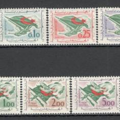 Algeria.1963 Independenta  SX.123