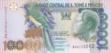 Bancnota Sao Tome si Principe 10.000 Dobras 1996 - P66a UNC