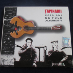 Tapinarii - 2010 Ani De Folk Alternativ _ cd,album _ Soft Records (2010,Romania)