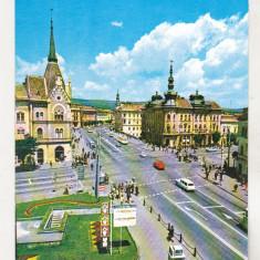 Bnk cp Cluj Napoca - Str Gh Doja - necirculata, Printata