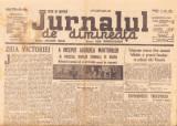 Z50 Ziarul Jurnalul de dimineata 11 mai 1946 Bucuresti