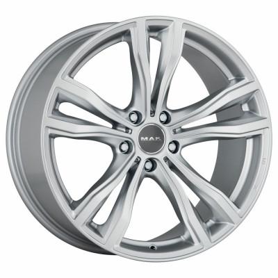 Jante BMW X6 M Performance Staggered 9J x 19 Inch 5X120 et18 - Mak X-mode Silver - pret / buc foto