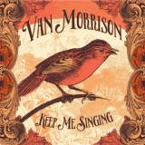 Van Morrison Keep Me Singing digipack (cd)