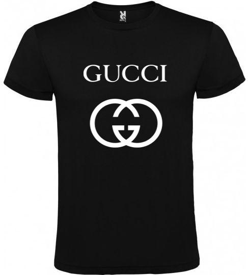 Tricou barbatesc NEGRU Gucci COD N520