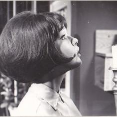 bnk foto - Un film cu o fata fermecatoare - fotografie de panou 24x18 cm