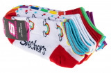 Cumpara ieftin șosete Skechers 6pk Girls No Terry S115376-MULT multicolor
