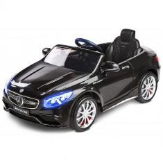 Vehicul Electric Mercedes-Benz S63 AMG 12V BLACK