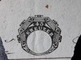 TIMBRU FISCAL VECHI - STAMPILA FISCALA - 45 KREUZER - AUSTRIA INCEPUT DE 1800, Nestampilat