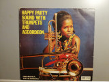 Happy... Accordeon – Orchestra Ted Blowman (1974/Coup/RFG) - Vinil/ca Nou (NM+), Columbia