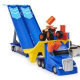 Set de joaca camionul convertibil in arena Monster Jam, Spin Master