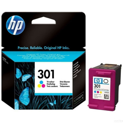 Cartus original HP301 Color HP 301 CH562EE foto