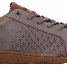 Pantofi sport cu siret Kickers 610180-60-12 grey