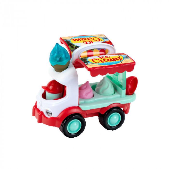 Set de joaca - Camionul de inghetata pentru plaja