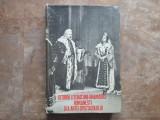 Istoria literaturii dramatice romanesti si a artei spectacolului - V. Bradateanu