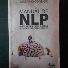 JOSEPH O'CONNOR - MANUAL DE NLP
