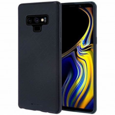 Husa Samsung Galaxy Note 9 Goospery Style Lux Navy