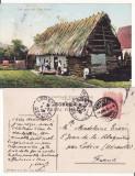 Orlat ( Sibiu )- Casa taraneasca, tipuri, port popular, Circulata, Printata