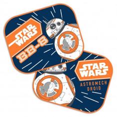 """Set 2 parasolare auto Star Wars - BB8"""" SEV9315"""" Children SafetyCare"""