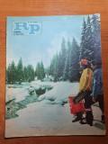 Romania pitoreasca decembrie 1989-art . biceiuri de anul nou si  valea doftanei