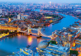 Puzzle Castorland 1000 AERIAL VIEW OF LONDON