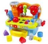 Jucarie interactiva Mesterul tamplar Hola Toys