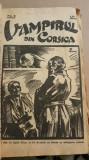 Vampirul din Corsica - roman in fascicole