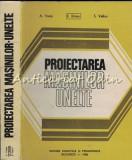 Proiectarea Masinilor-Unelte - A.Valda, E. Botez, S. Velicu