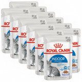 Cumpara ieftin Royal Canin Indoor Sterilised In Jelly Pliculeț 12 x 85 g