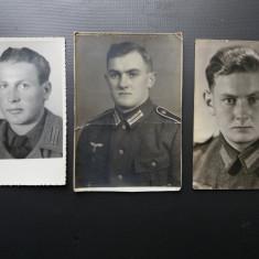 FOTO PORTRET MILITARI GERMANI WW2