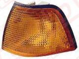 Lampa semnalizare fata Bmw Seria 3 Sedan COMPACT Combi (E36) 12.1990-03.2000 BestAutoVest partea stanga, portocaliu, fara suport bec