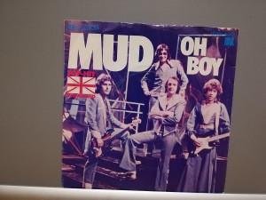 Mud - Oh Boy (1979/RAK/Germany) - VINIL Single/ca NOU