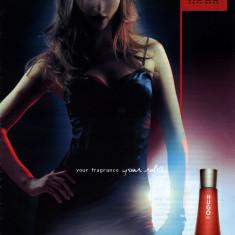 Hugo Boss Hugo Deep Red EDP 90ml pentru Femei fără de ambalaj
