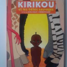 KIRIKOU et les betes sauvages (carte+film, 2 DVD)
