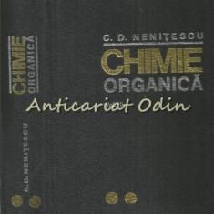 Chimie Organica II - C. D. Nenitescu