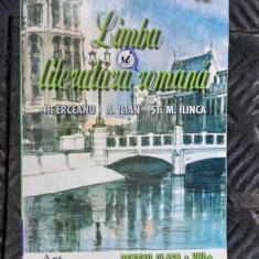 LIMBA SI LITERATURA ROMANA CLASA A VIII A INSTRUIRE EVALUARE -ERCEANU ILINCA