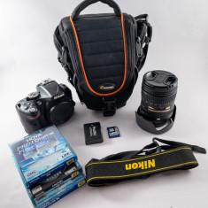 Nikon D5200 + AF-S 16-85mm f/3.5-5.6G