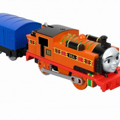 Locomotiva Nia cu vagon Thomas Trackmaster