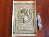 Design / Vintage - afis / material didactic din perioada comunista / Archimede !