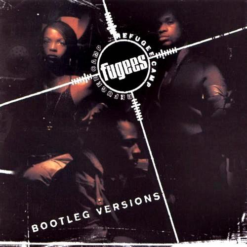 Fugees Refugee Camp Bootleg Versions LP (vinyl)