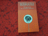 DRAGOSTEA IN VREMEA HOLEREI-GABRIEL GARCIA MARQUEZ RF14/1